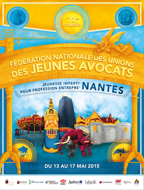 72e CONGRES DE LA FNUJA - Le Programme