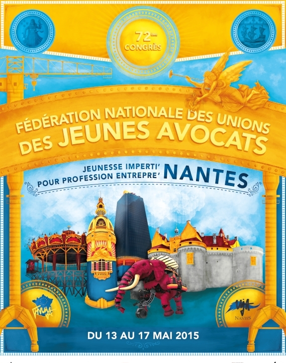 CONGRES 2015 - Jeunesse imperti'Nantes pour profession entrepre'Nantes