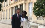 La FNUJA reçue à l'Elysée par les conseillères Justice du Président de la République et du Premier Ministre
