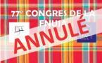 77e Congrès de la FNUJA en Guadeloupe du 19 au 23 mai 2020 !