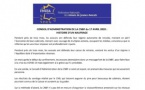 Conseil d'administration de la CNBF du 17.04.20 : histoire d'un naufrage