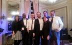 Nominations nouveaux Membres d'Honneur de la FNUJA