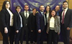 Discours de Matthieu DULUCQ, séance solennelle d'ouverture du 73ème congrès de la FNUJA à Nancy