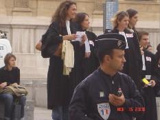 Aide Juridictionnelle, une mobilisation à la hauteur de l'inquiétude de la profession
