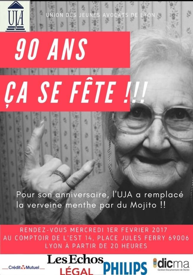90 ans, ça se fête !!!