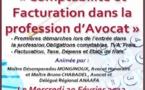 """Formation organisée par l'UJA de Nîmes et la FNUJA le 20 Février 2013 sur le thème """"Comptabilité et Facturation dans la profession d'Avocat"""""""